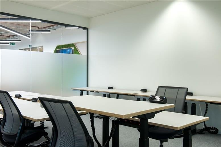 Chiswick Park Office Space for Rent on Chiswick Park Building 7, 566 Chiswick High Road