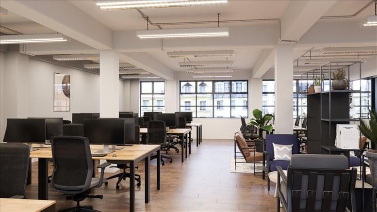 67-69 Cowcross Street, London Office Space Farringdon