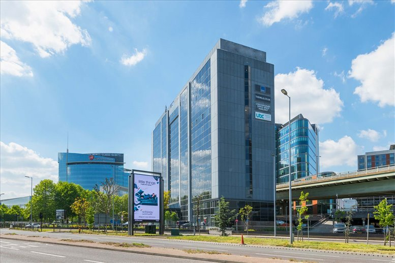 The Mille, 1000 Great West Road Office Space Brentford