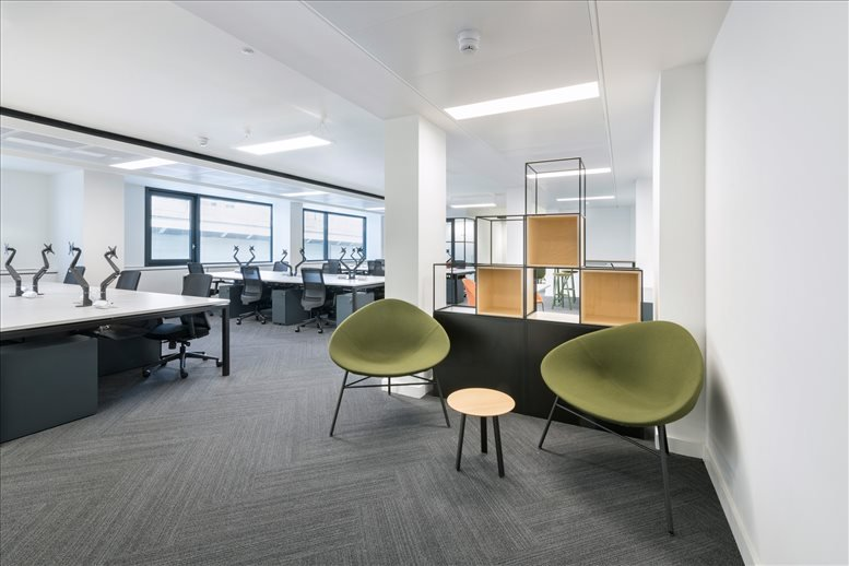 Picture of The Mille, 1000 Great West Road Office Space for available in Brentford