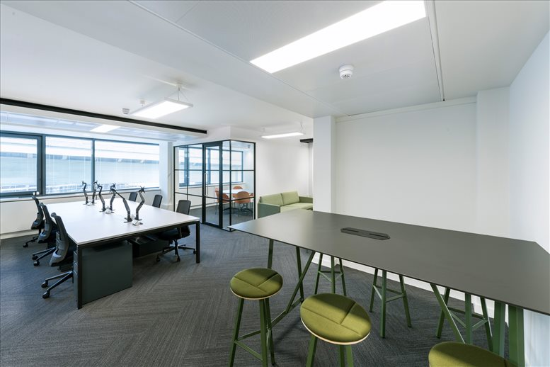 Rent Brentford Office Space on The Mille, 1000 Great West Road