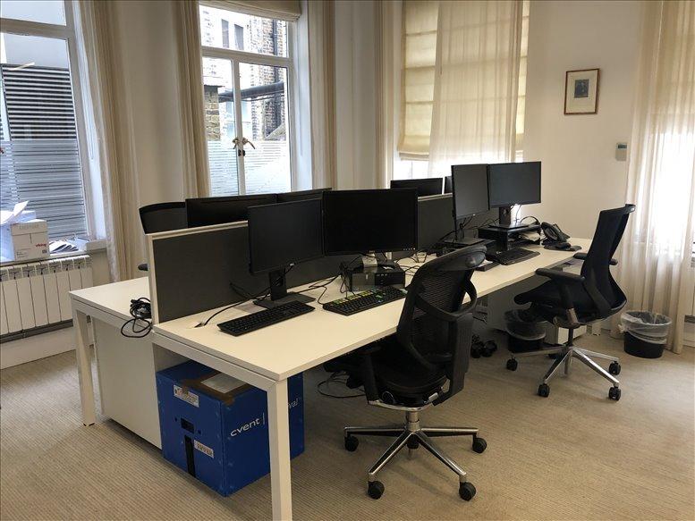 9-10 Savile Row Office Space Mayfair