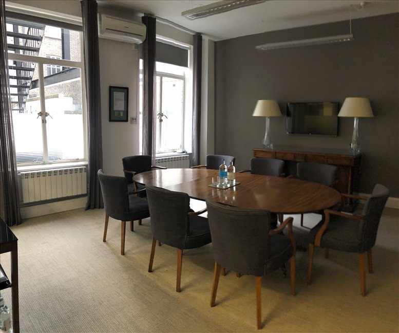 Image of Offices available in Mayfair: 9-10 Savile Row