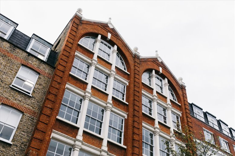 18 Farringdon Lane, London available for companies in Farringdon