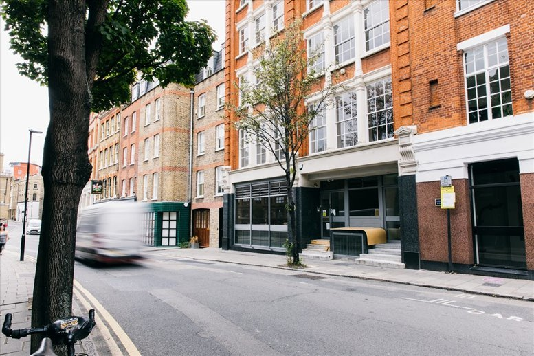 Photo of Office Space on 18 Farringdon Lane, London Farringdon