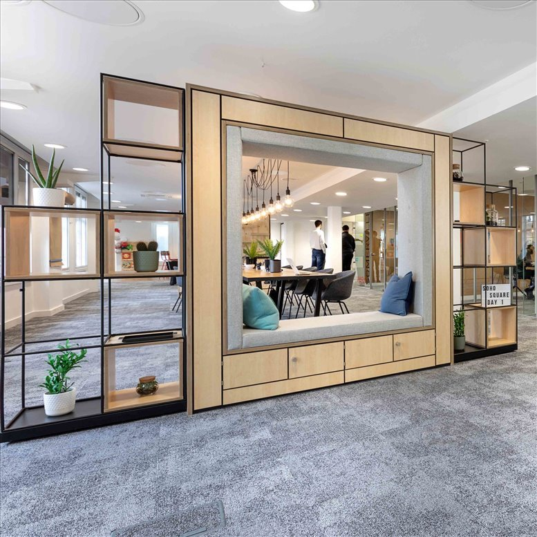 18 Farringdon Lane, London Office for Rent Farringdon