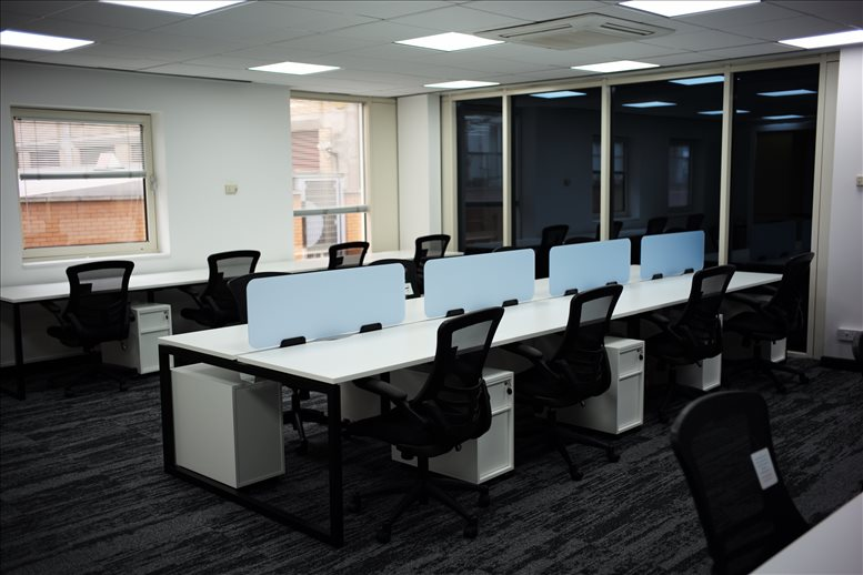 Photo of Office Space on 217 Marsh Wall, Isle of Dogs - E14
