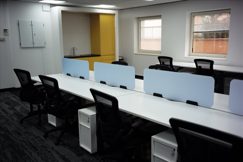 Rent Canary Wharf Office Space on 217 Marsh Wall, Isle of Dogs