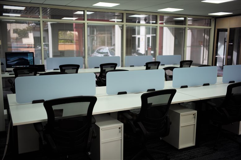 Photo of Office Space available to rent on 217 Marsh Wall, Isle of Dogs, Canary Wharf