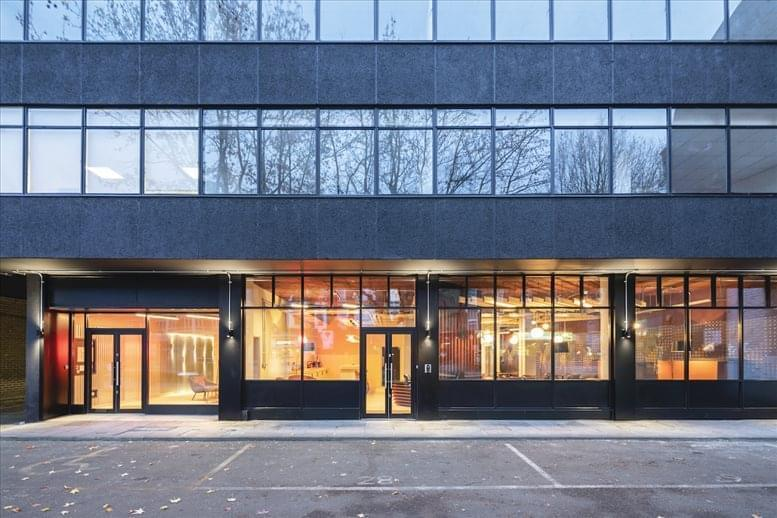 Saunders House, 52-53 The Mall, Ealing Office for Rent Ealing Broadway