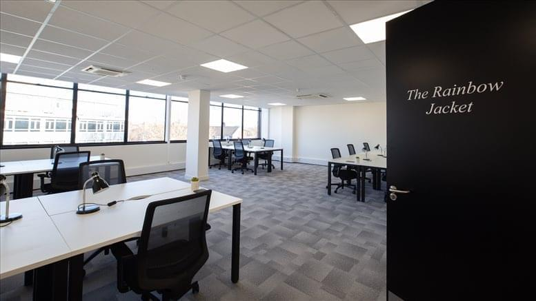 Picture of Saunders House, 52-53 The Mall, Ealing Office Space for available in Ealing Broadway