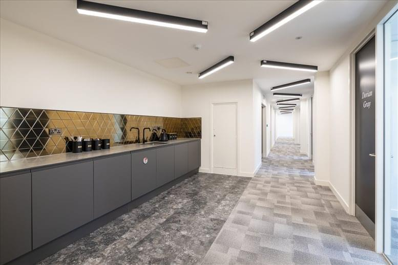 Ealing Broadway Office Space for Rent on Saunders House, 52-53 The Mall, Ealing