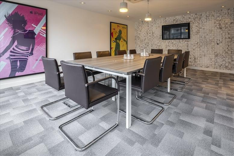 Rent Ealing Broadway Office Space on Saunders House, 52-53 The Mall, Ealing