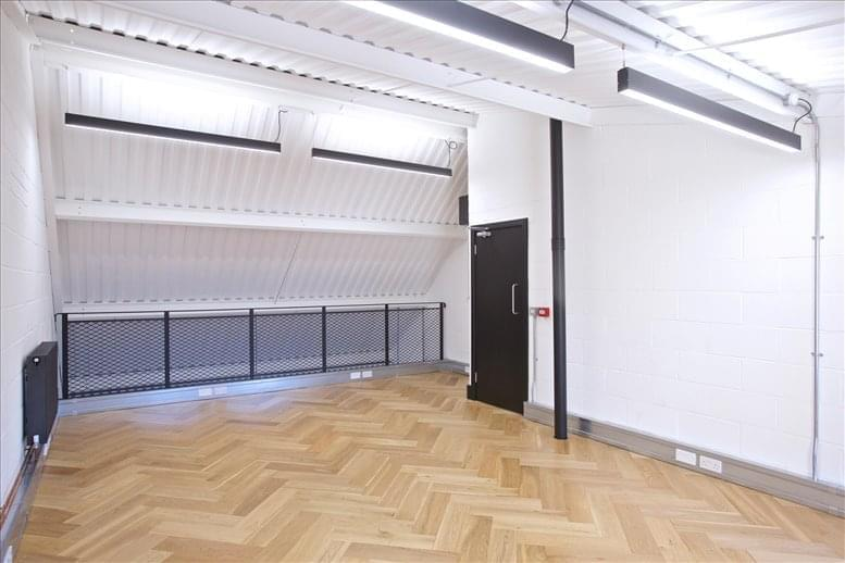Office for Rent on The Ivories, 6-18 Northampton Street, Canonbury Islington