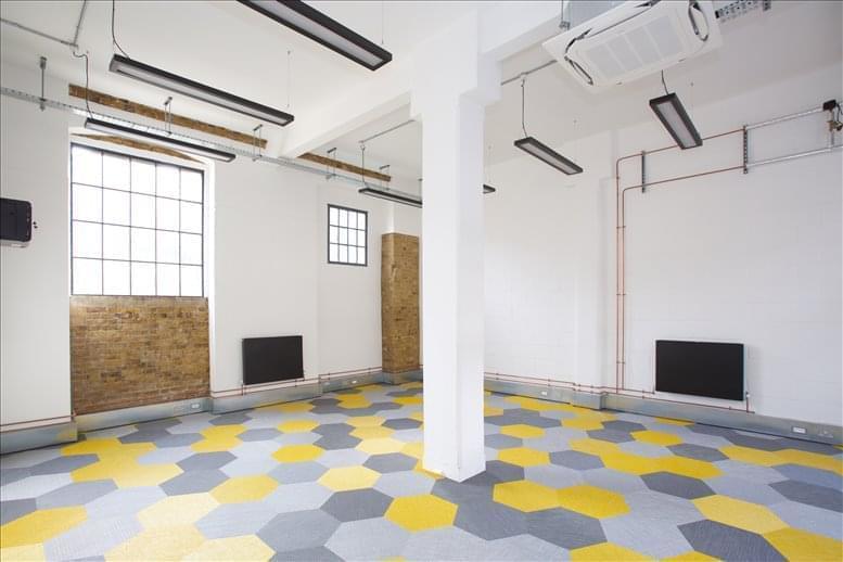 Islington Studios, 159-163 Marlborough Road, Islington Office for Rent Finsbury Park