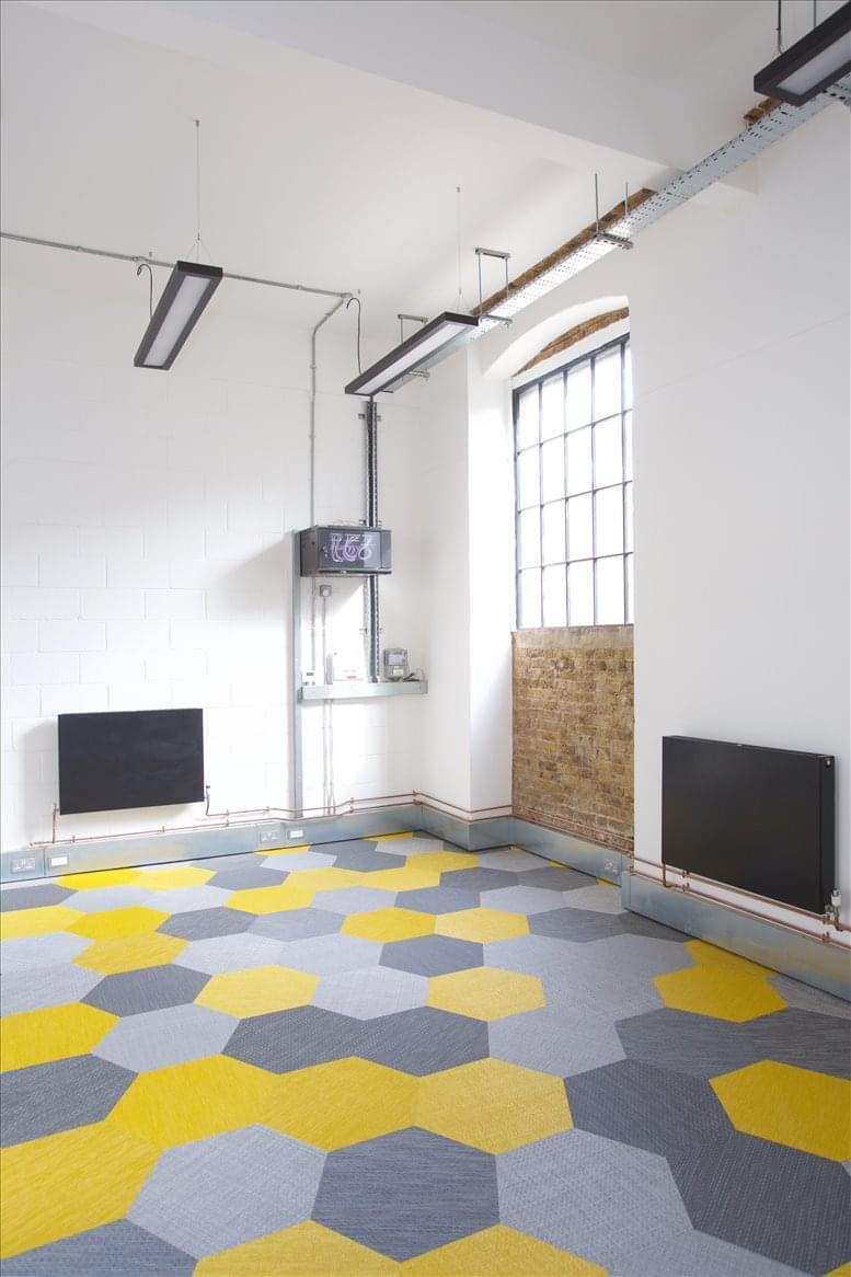 Picture of Islington Studios, 159-163 Marlborough Road, Islington Office Space for available in Finsbury Park