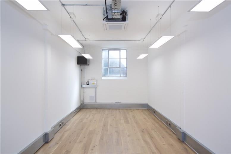 Image of Offices available in Finsbury Park: Islington Studios, 159-163 Marlborough Road, Islington