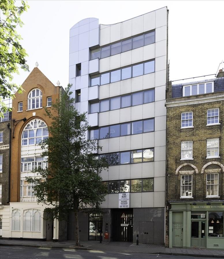 Abbey House, 74-76 St John Street Office Space Farringdon