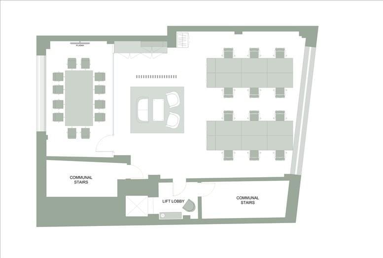Office for Rent on Abbey House, 74-76 St John Street Farringdon