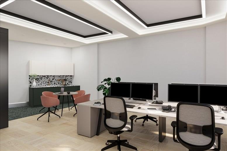 Photo of Office Space on Greenhill House, 90-93 Cowcross Street, London Clerkenwell