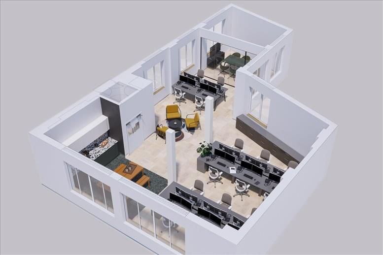 Greenhill House, 90-93 Cowcross Street, London Office for Rent Clerkenwell