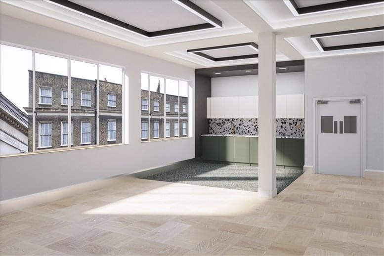 Picture of Greenhill House, 90-93 Cowcross Street, London Office Space for available in Clerkenwell