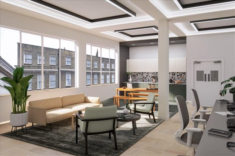 Office for Rent on Greenhill House, 90-93 Cowcross Street, London Clerkenwell