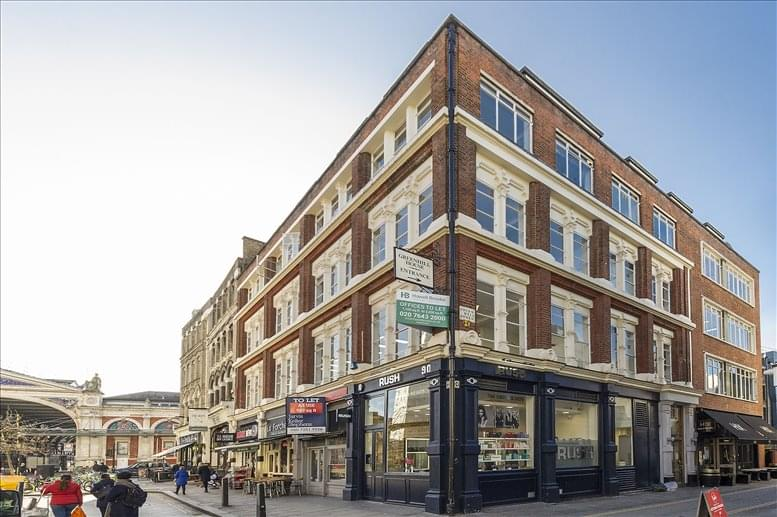 Image of Offices available in Clerkenwell: Greenhill House, 90-93 Cowcross Street, London