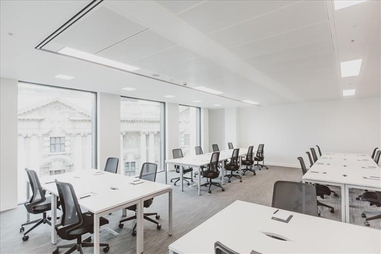Picture of 20 Old Bailey, Farringdon Office Space for available in St Pauls