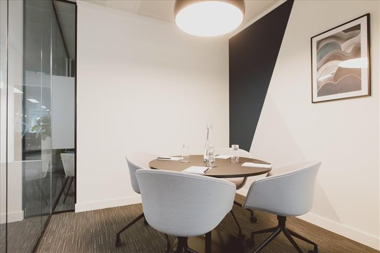 Image of Offices available in St Pauls: 20 Old Bailey, Farringdon