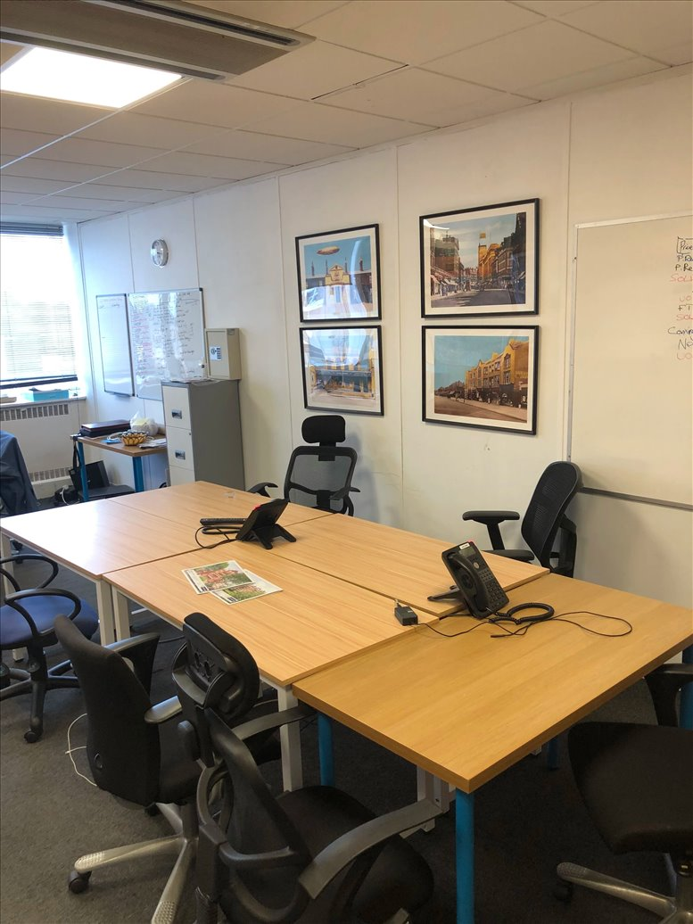 Notting Hill Office Space for Rent on 43-45 Notting Hill Gate, West London