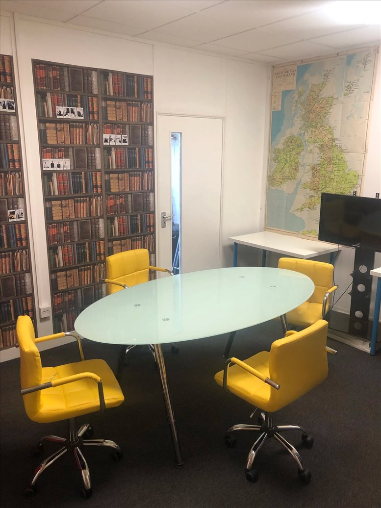 Photo of Office Space available to rent on 43-45 Notting Hill Gate, West London, Notting Hill