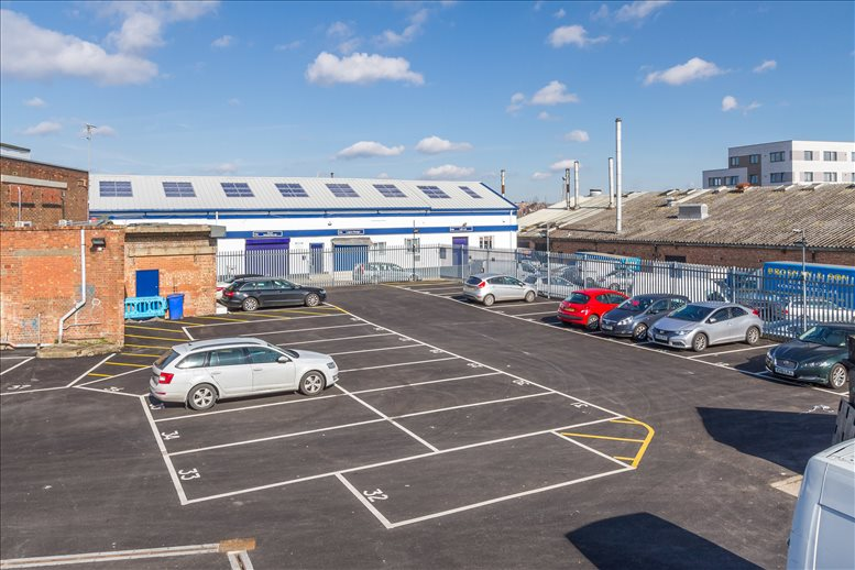Picture of Oxgate Lane, North London Office Space for available in Brent Cross