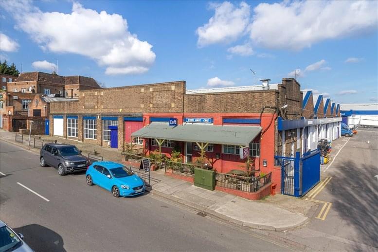 Office for Rent on Oxgate Lane, North London Brent Cross