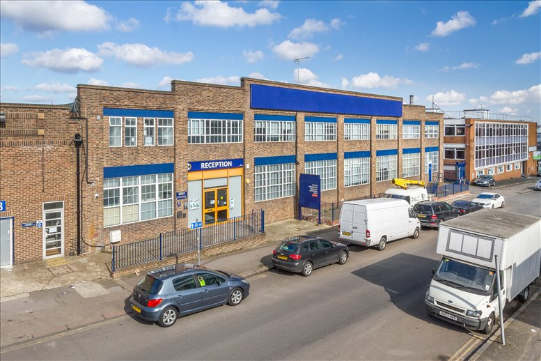Image of Offices available in Brent Cross: Oxgate Lane, North London