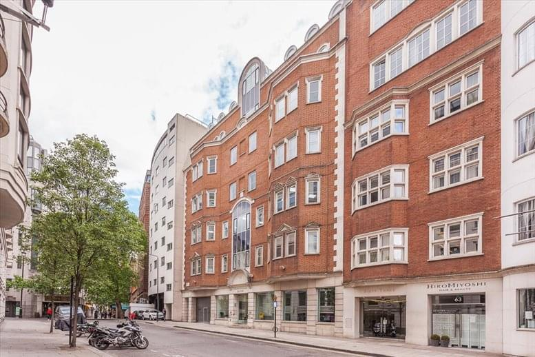 65 Curzon Street Office Space Mayfair