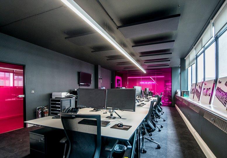 7th Floor, Block Two, Elizabeth House, 39 York Road Office Space Waterloo