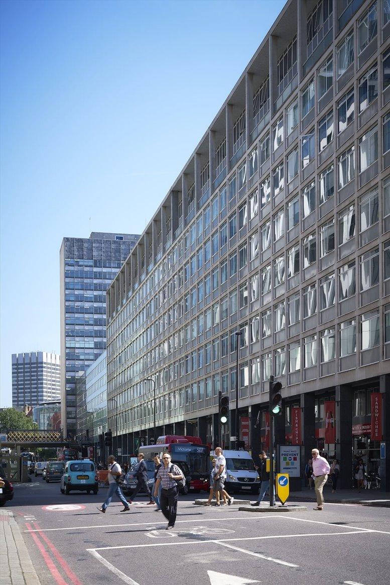 Office for Rent on 7th Floor, Block Two, Elizabeth House, 39 York Road Waterloo