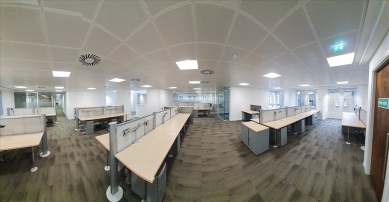 Image of Offices available in Covent Garden: 90 Long Acre, Covent Garden