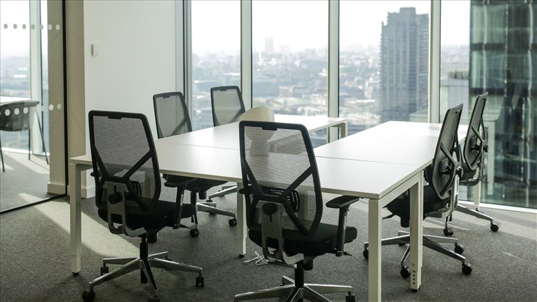 Photo of Office Space on Citypoint, 1 Ropemaker Street Moorgate