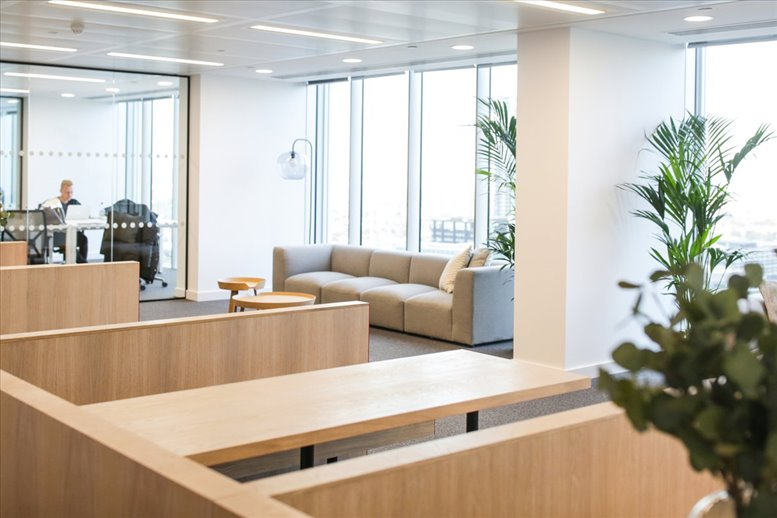 Citypoint, 1 Ropemaker Street Office for Rent Moorgate