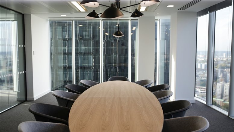 Office for Rent on Citypoint, 1 Ropemaker Street Moorgate