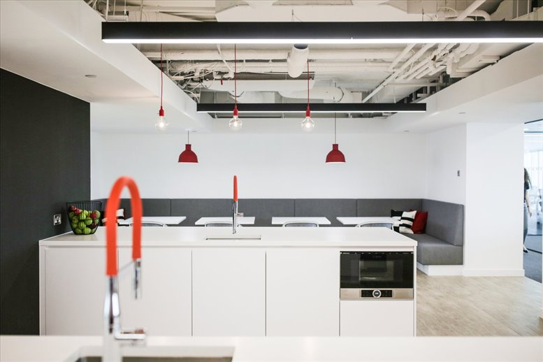 Moorgate Office Space for Rent on Citypoint, 1 Ropemaker Street