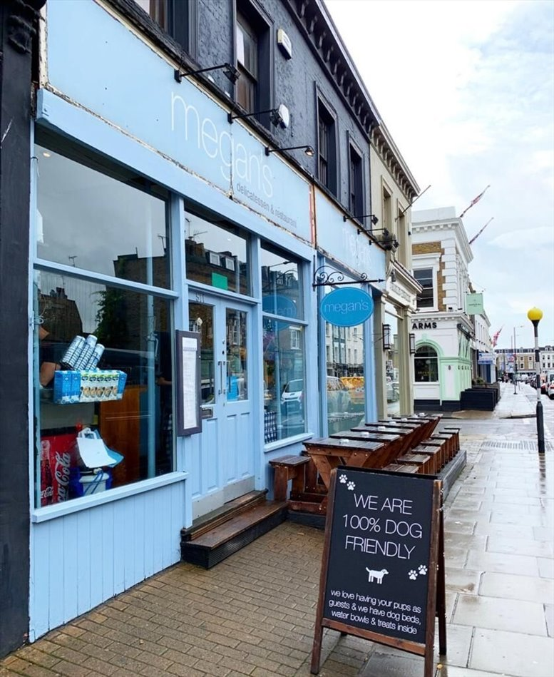 Image of Offices available in Fulham: 559a Kings Road
