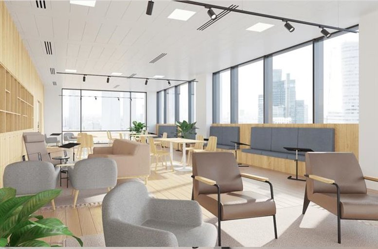 Photo of Office Space on 25 Cabot Square, Canary Wharf - E14