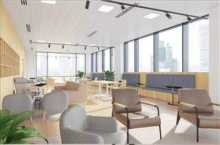 Photo of Office Space on 25 Cabot Square, Canary Wharf - Canary Wharf