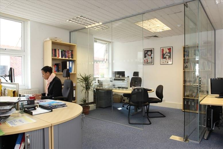 The Grayston Centre, 28 Charles Square, Hoxton Office for Rent Hoxton