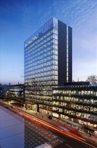 Photo of Office Space on 20 Eastbourne Terrace, Paddington - Paddington