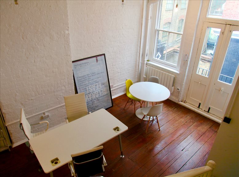 Picture of 1-3 French Place, London Office Space for available in Shoreditch