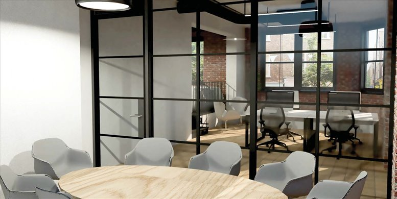 Image of Offices available in Covent Garden: 39-45 Neal Street, London